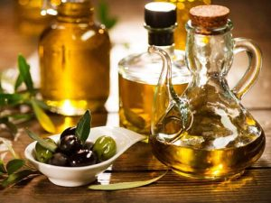 How much is olive oil in Italy