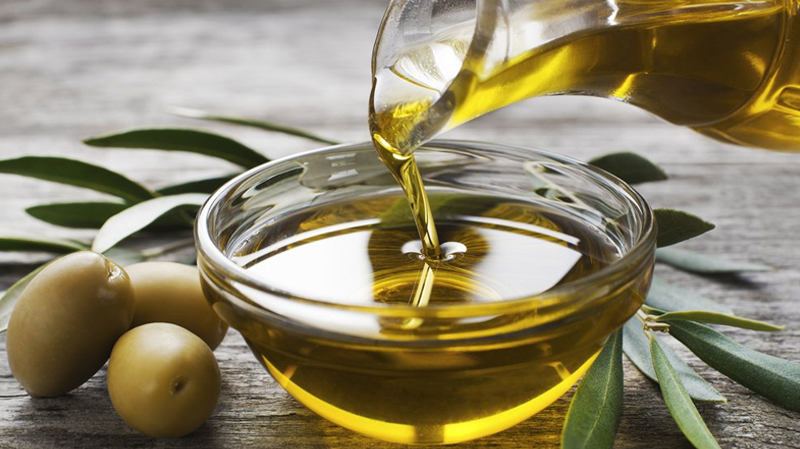 Import of olive oil in Pakistan