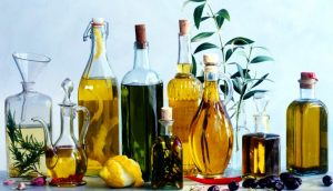 Import of olive oil in UK