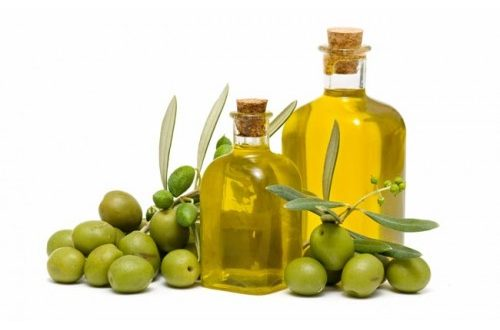Imported cold pressed extra virgin olive oil