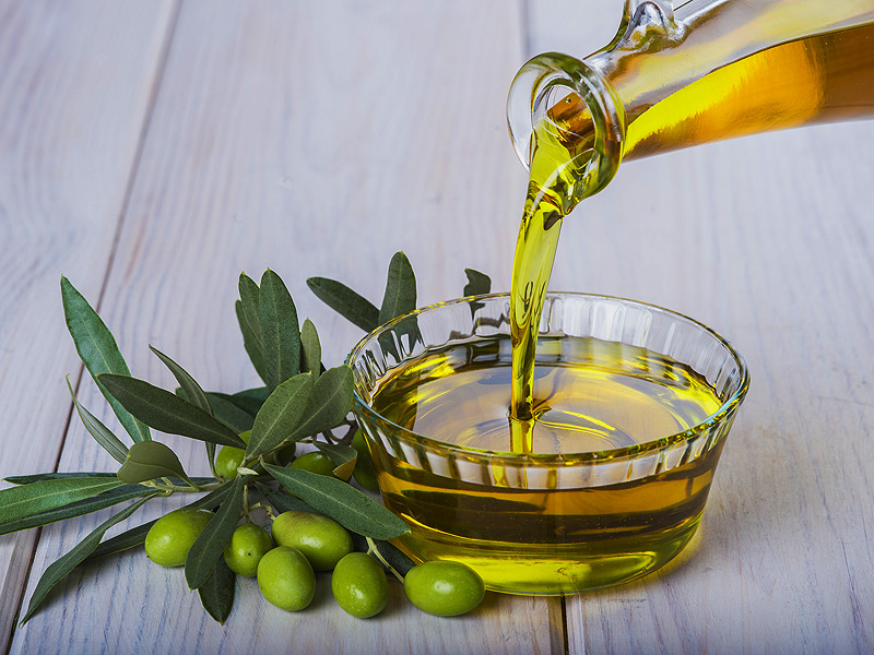 Imported extra virgin olive oil uses
