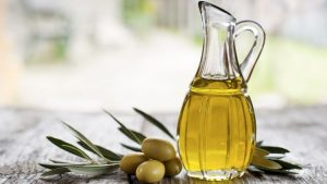 Imported olive oil