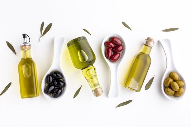 Olive oil London shop…