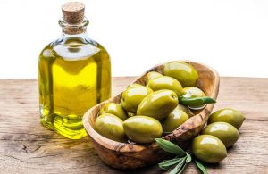Olive oil import India