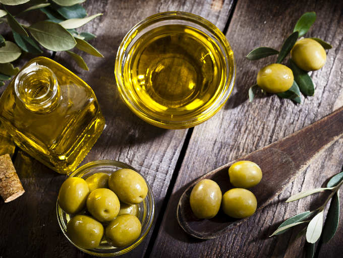 Olive oil import from Spain