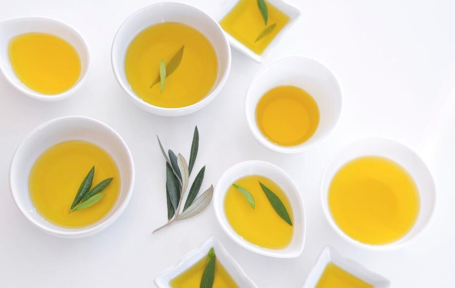 Turkish olive oil company