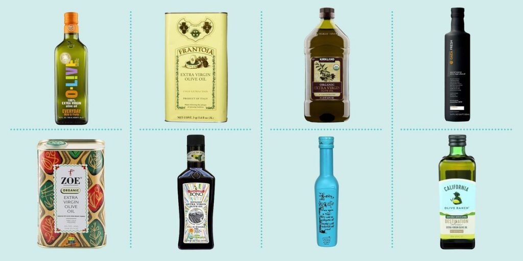 how to import olive oil into Canada