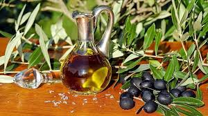 imported olive oil from Sicily