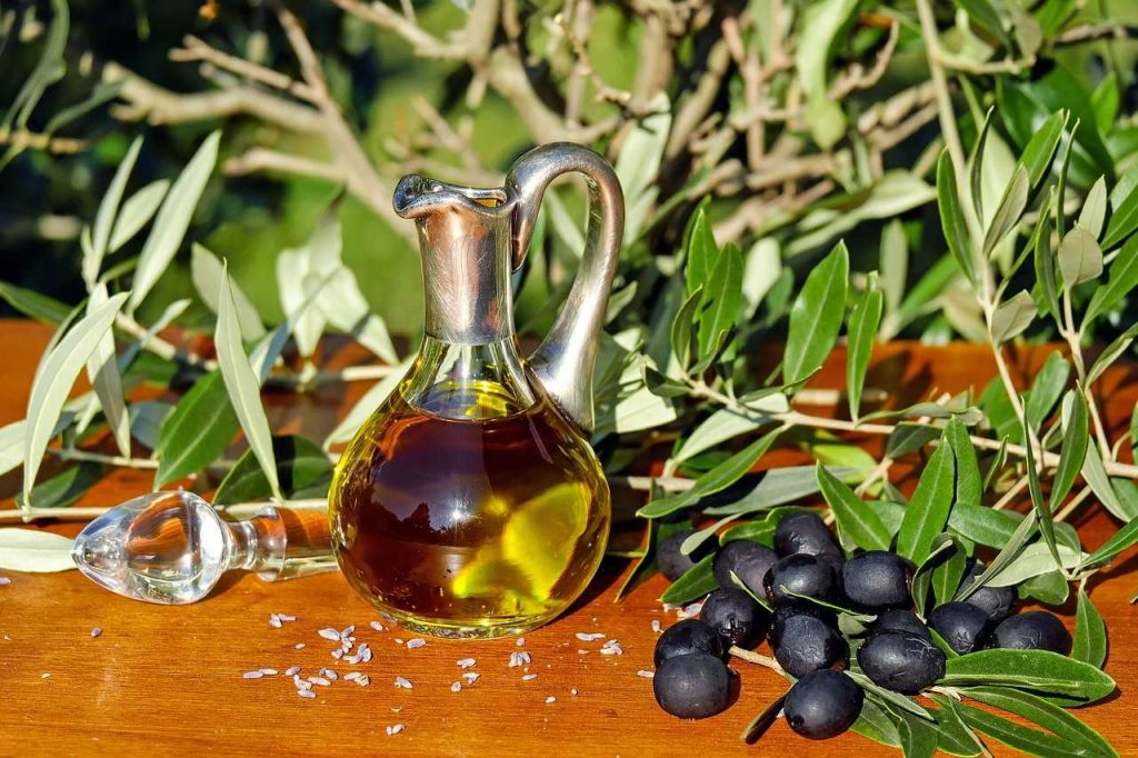 import olive oil Switzerland