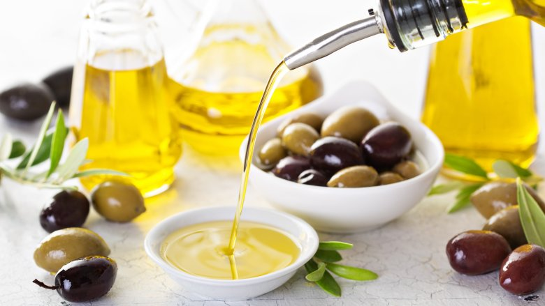 imported italian extra virgin olive oil
