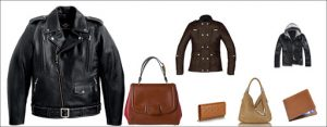 leather garments websites