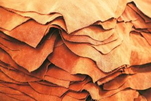 types of leather garments