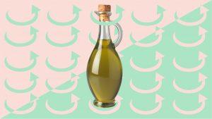 wholesale price of olive oil in spain