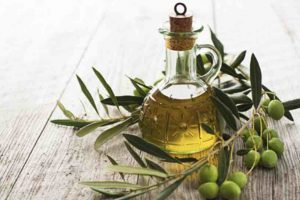 Import olive oil to India