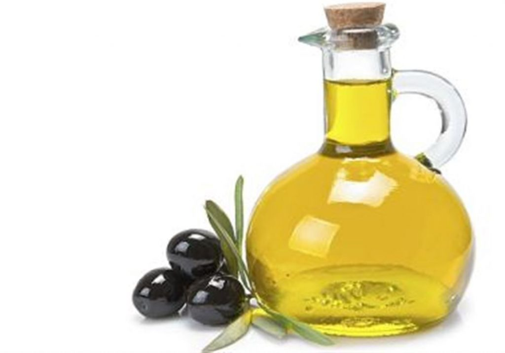 Imported organic olive oil