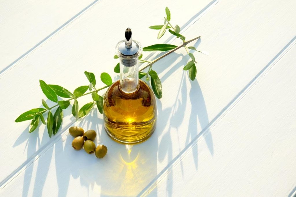 Importing olive oil into the UK