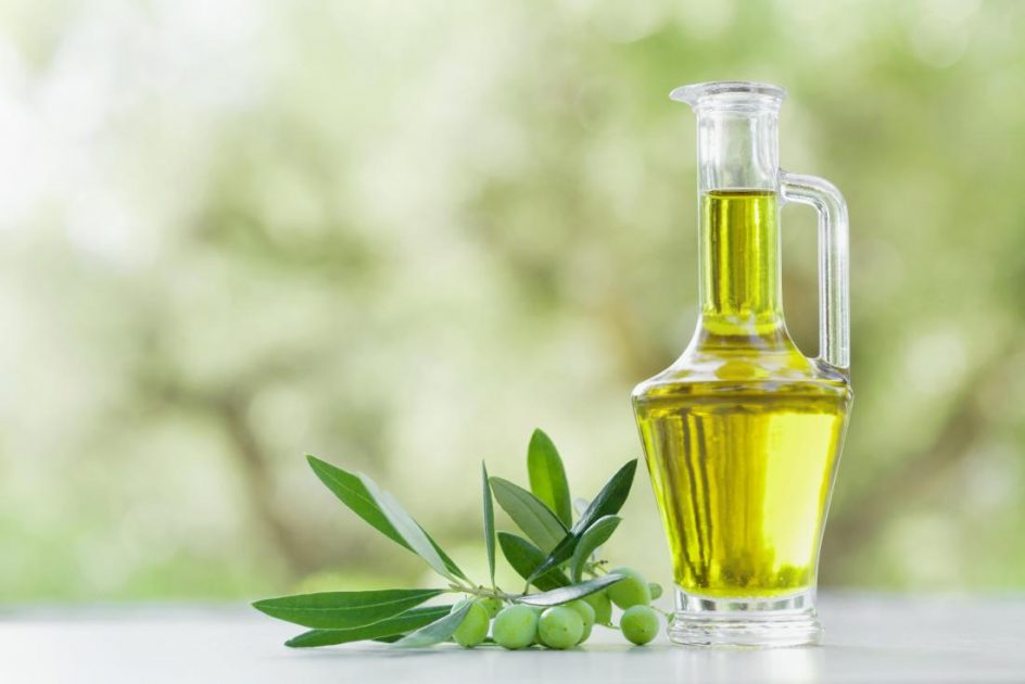 Italian imported olive oil
