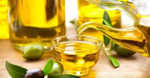 Olive oil import in China