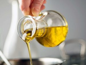 Olive oil import tax in India