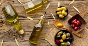 Olive oil industry in Greece