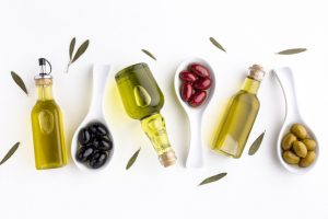 Olive oil store London