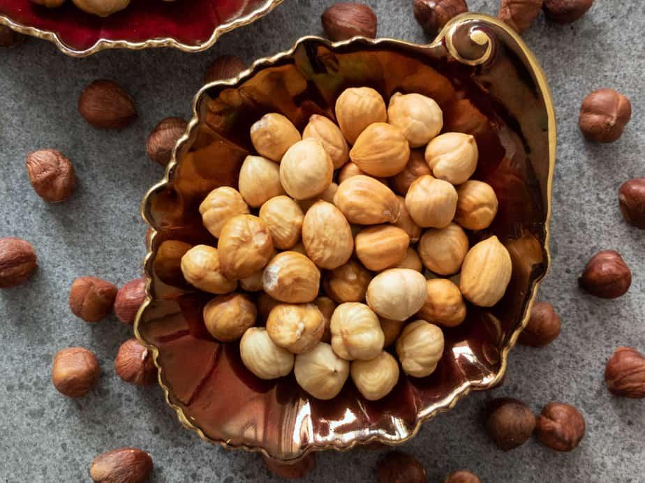 Turkish hazelnuts prices