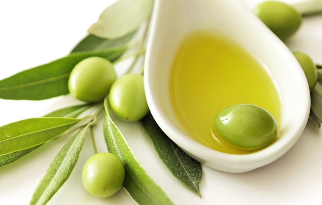export olive oil to China