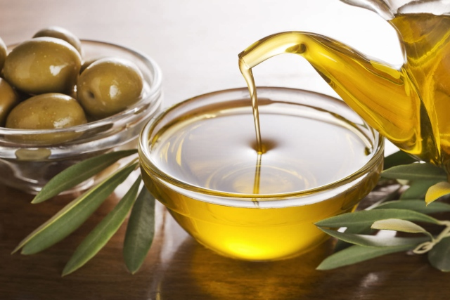import olive oil to China