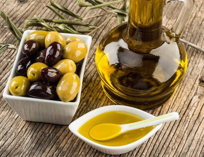 importing olive oil to India
