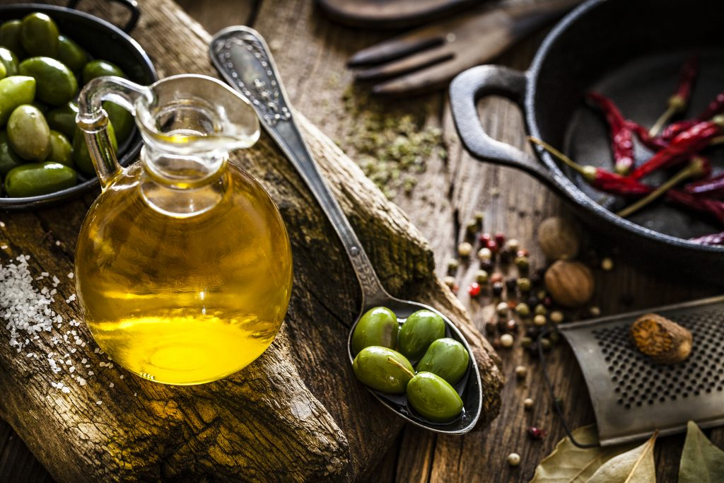 olive oil importers in Pakistan